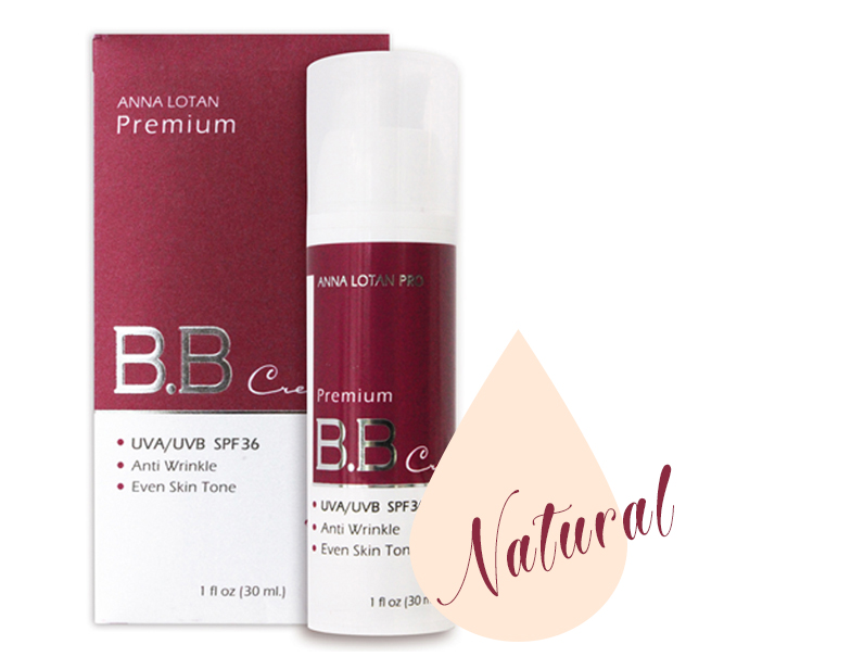 ANNA LOTAN BB SPF Natural